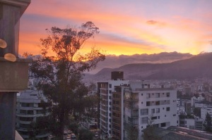 Quito desde mi kasa