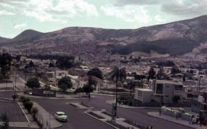 Quito en los años Fotografía de la cuenta de tuiter de @economista33. -